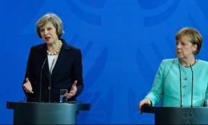 Μέρκελ: Δεν θα επιτραπεί στη Βρετανία να κρατήσει μόνο ό,τι της αρέσει για το Brexit