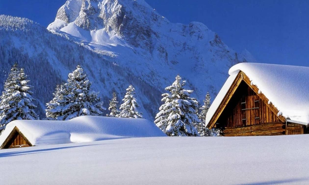 Καιρός Live Camera: Δείτε πού χιονίζει ΤΩΡΑ - Ζωντανή εικόνα από όλη τη χώρα