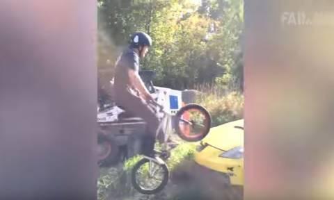Viral: Αυτά είναι τα πρώτα πιο ξεκαρδιστικά Fail βίντεο του 2017