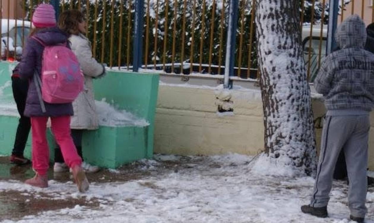 Καιρός ΤΩΡΑ: Ποια σχολεία θα είναι κλειστά την Πέμπτη 12/01/2017 (ΛΙΣΤΑ)