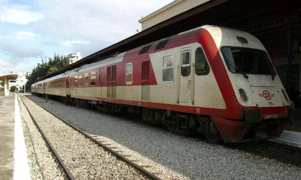 Εγκλωβίστηκαν σε τρένο στο Δομοκό 300 επιβάτες