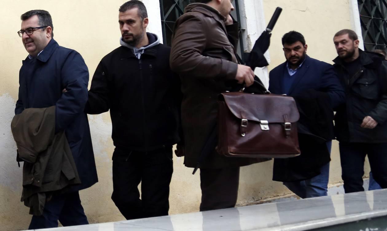Προθεσμία πήραν Κουρτάκης και Τζένος - Αφέθηκαν ελεύθεροι