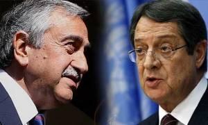 Κυπριακό: Διαφωνία Αναστασιάδη για τον χάρτη των Τουρκοκύπριων - «Δεν μας ικανοποιεί»