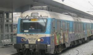 Ακινητοποιημένο τρένο στην Ημαθία - Εγκλωβισμένοι επιβάτες