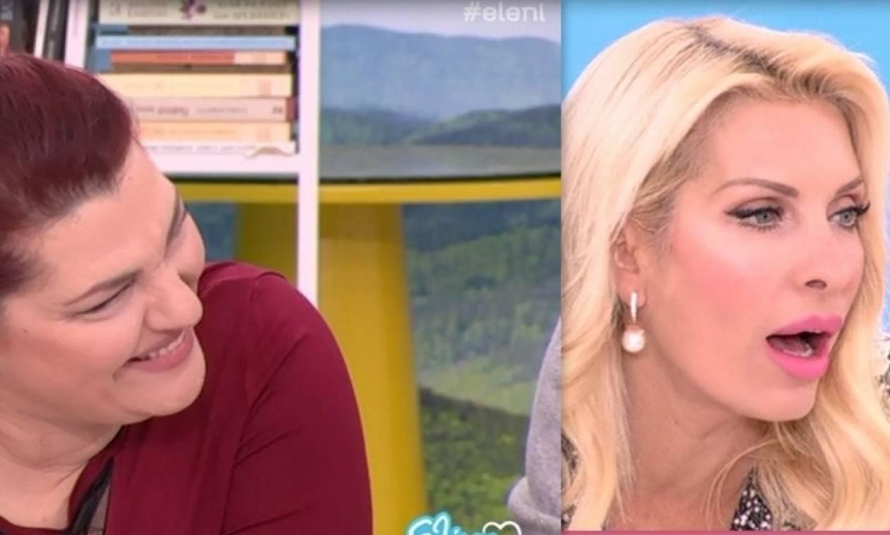 Το σοκ της Ελένης όταν η Ζαρίφη έκανε την αποκάλυψη για το «γάμο» της  με τον Γιάννη