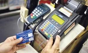 ΔΕΚΟ και τηλέφωνα στο αφορολόγητο με «πλαστικό» χρήμα