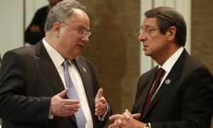 Κυπριακό: Διπλωματικό θρίλερ - Συνάντηση Κοτζιά με Αναστασιάδη