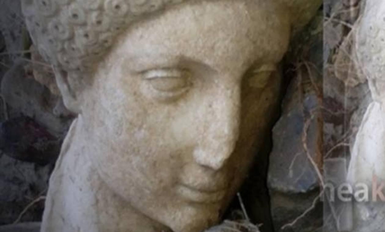 Η κακοκαιρία «ξέθαψε» έναν απίστευτο αρχαιολογικό θησαυρό στην Κρήτη