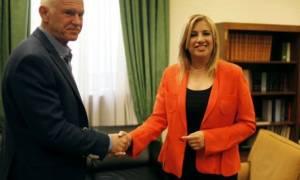 Ραγδαίες πολιτικές εξελίξεις: Επιστρέφει στη Δημοκρατική Συμπαράταξη ο Παπανδρέου; Συνάντηση με Φώφη