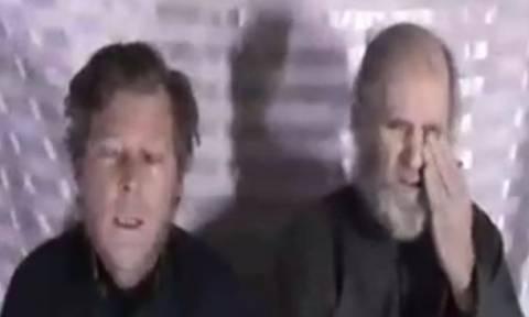 Ταλιμπάν έδωσαν στην δημοσιότητα βίντεο με δύο καθηγητές που απήχθησαν στην Καμπούλ