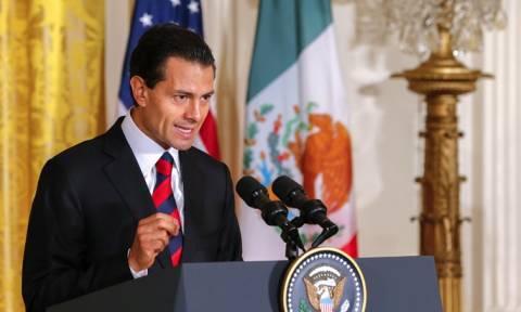 Ανοιχτό τo Mεξικό σε συνομιλίες με την κυβέρνηση Τραμπ