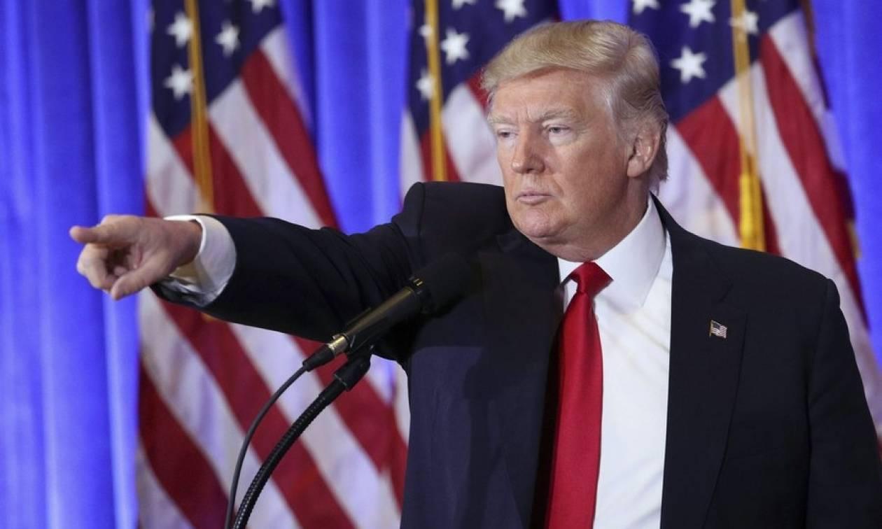 ΗΠΑ: «Δε ζούμε στη ναζιστική Γερμανία» - Σφοδρή επίθεση Τραμπ κατά των μυστικών υπηρεσιών (Vid)
