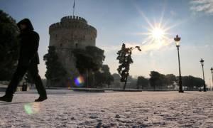 Καιρός Θεσσαλονίκη: Νέα μετεωρολογική «βόμβα» με χιόνια θα σκάσει τις επόμενες ημέρες