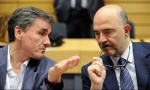 Η επανεκκίνηση της διαπραγμάτευσης στο επίκεντρο Τσακαλώτου - Μοσκοβισί