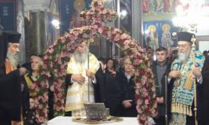 Υποδοχή Ιερών Λειψάνων στην Χαλκίδα