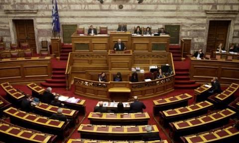 Βουλή: Υπερψηφίστηκε η παράταση μέχρι τις 13 Απριλίου για το «πόθεν έσχες»