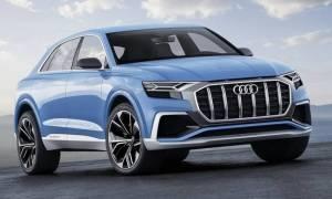 Το Q8 είναι από τα πιο σημαντικά πρωτότυπα που έχει παρουσιάσει τελευταία η Audi