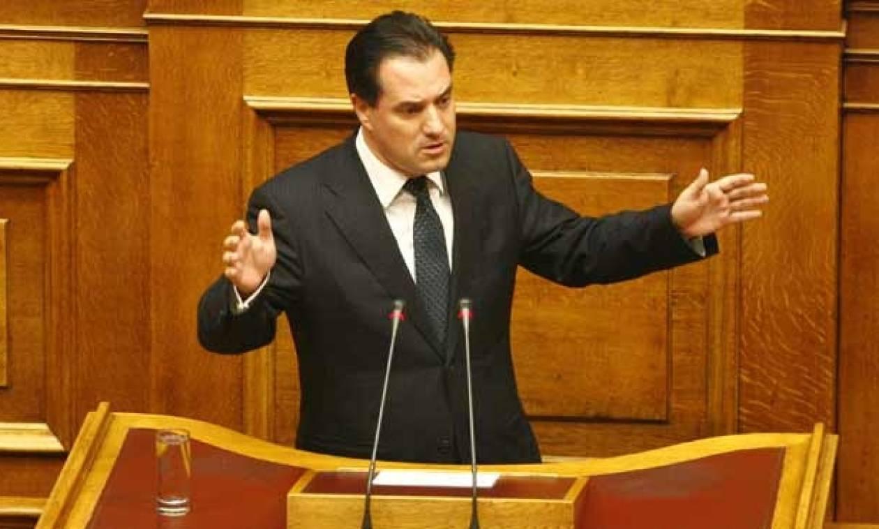 Ερώτηση Γεωργιάδη για τις αποκαλύψεις που αφορούν στέλεχος των ΑΝΕΛ και φίλο του Καμμένου