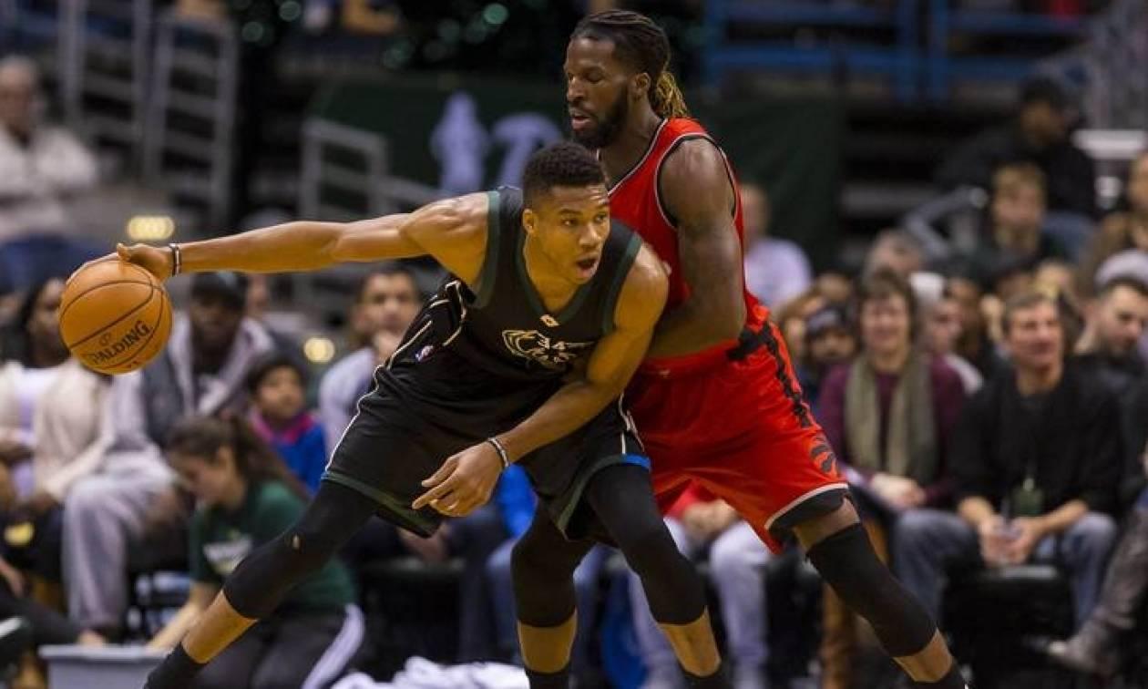 Σαρώνει στην ψηφοφορία του All Star Game ο Αντετοκούνμπο: Πέμπτος σε όλο το NBA!