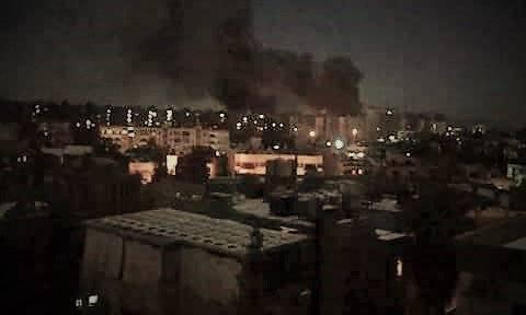 Συρία: Tο Ισραήλ εκτόξευσε πυραύλους σε στρατιωτικό αεροδρόμιο έξω από τη Δαμασκό (vid)