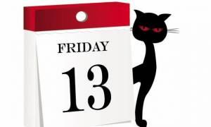 Παρασκευή και 13: Γιατί θεωρείται γρουσούζικη αυτή η ημέρα