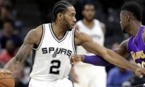 Σαρωτικοί οι Spurs απέναντι στους Lakers
