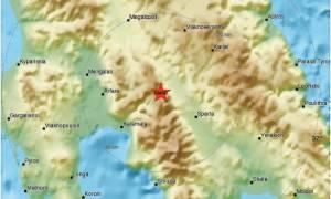 Σεισμός ΤΩΡΑ σε Καλαμάτα, Σπάρτη, Τρίπολη: Δείτε τι καταγράφουν LIVE οι σεισμογράφοι