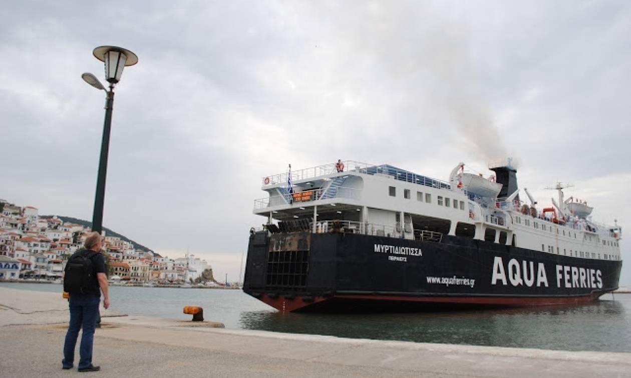 Ξεκίνησε η ρυμούλκηση του πλοίου «Μυρτιδιώτισσα» - Παρέμενε για ώρες ακυβέρνητο