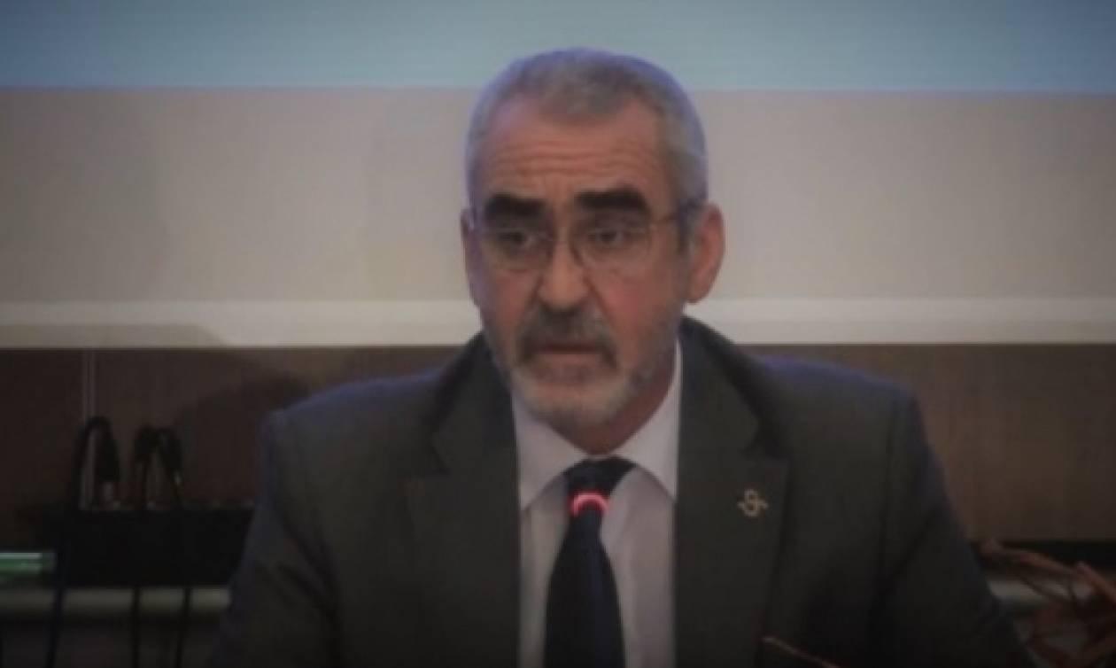 Δήμος Θεσσαλονίκης: Μη αποδεκτή η παραίτηση γεν.γραμματέα δήμου για τις αλατιέρες