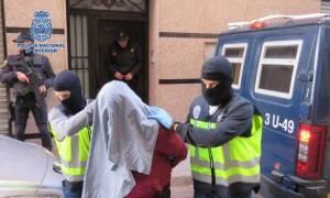 Ισπανία: Νέες συλλήψεις τζιχαντιστών που προετοίμαζαν τρομοκρατικές επιθέσεις