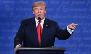 Νέα επίθεση Τραμπ σε Χίλαρι: Είναι ένοχη όσο δεν πάει