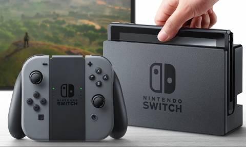 Η Nintendo παρουσίασε τη νέα της κονσόλα Switch - Πότε κυκλοφορεί και πόσο θα κοστίζει