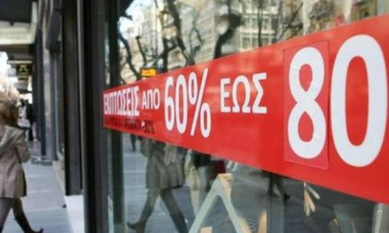Χειμερινές εκπτώσεις: Ανοικτά αύριο Κυριακή τα μαγαζιά