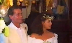 Αλέξης Μάρδας: Ο γάμος του με την ηθοποιό Τάνια Τρύπη (video)