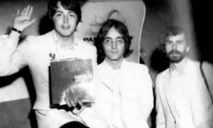 Αλέξης Μάρδας: Όταν οι Beatles τον αποκαλούσαν Magic Alex!