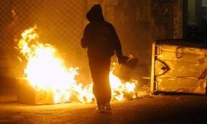 Δύο επιθέσεις με μολότοφ σε ΜΑΤ στα Εξάρχεια