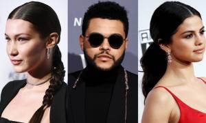 Μπέλα Χαντίντ και Σελένα Γκόμεζ «σφάζονται» για τον The Weeknd