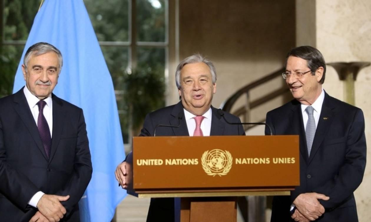 Κυπριακό: Δίκαιη λύση ή διχοτόμηση;