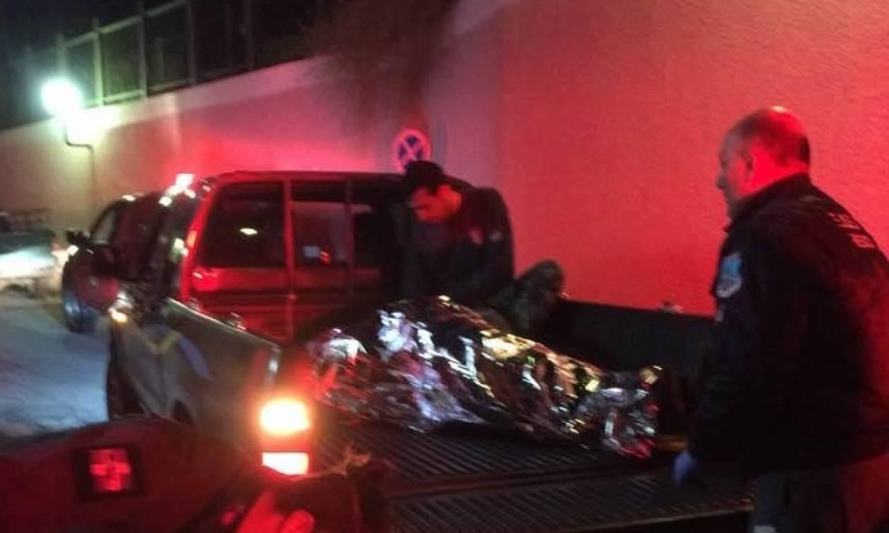 Τραυματίστηκε σε τροχαίο και τον μετέφεραν στο νοσοκομείο πάνω σε… καρότσα! (photos)
