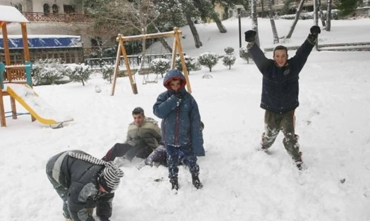 Καιρός-Κανονικά τα σχολεία τη Δευτέρα σε Λάρισα και Βόλο