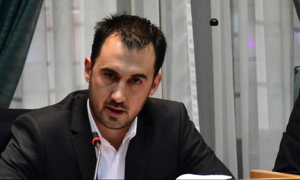 Ο Αλ. Χαρίτσης σε συνέδριο για την οικονομία, την επιχειρηματικότητα και τη βιομηχανία
