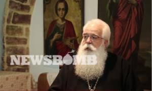 Μητροπολίτης Δημητριάδος Ιγνάτιος: Ανοίξαμε και τις εκκλησίες για να υποδεχθούμε τους πρόσφυγες