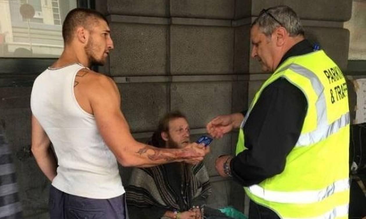 Επιχείρηση-«σκούπα» για τους αστέγους της Μελβούρνης