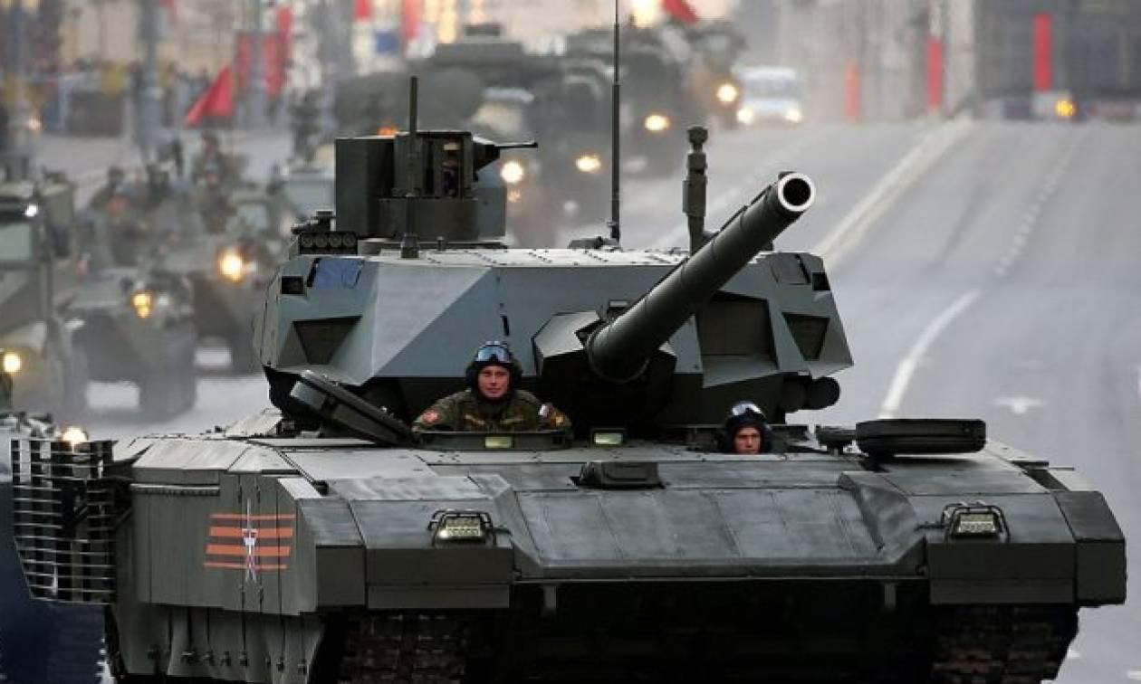 Armata: Το ρωσικό άρμα μάχης που προκαλεί «πονοκεφάλους» στη Δύση