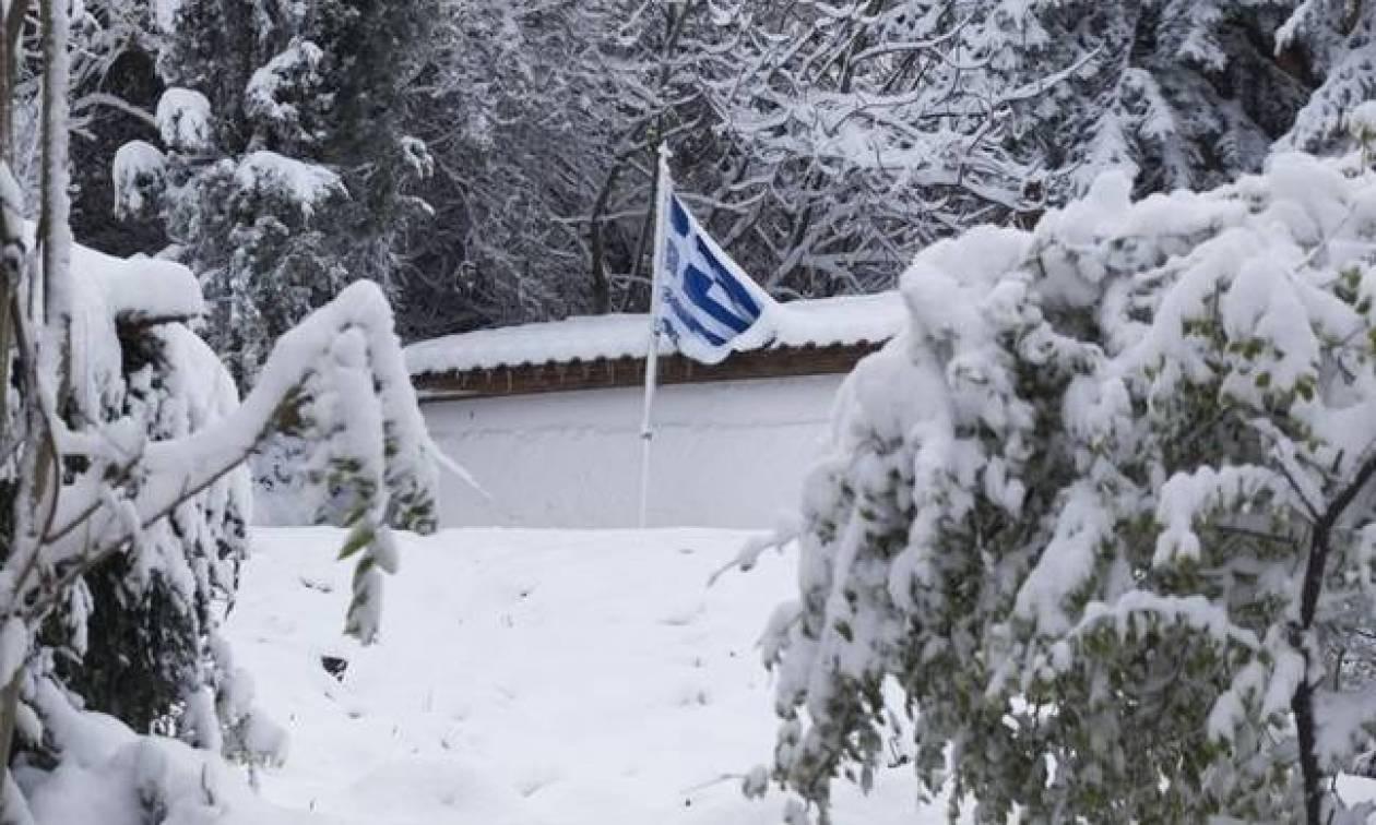Καιρός: Η ΕΜΥ προειδοποιεί - Έρχονται χιόνια ξανά - Έκτακτο δελτίο επιδείνωσης