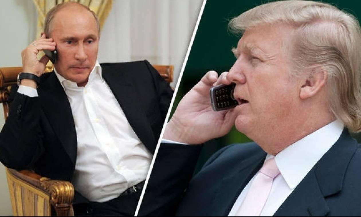 ΗΠΑ: Διαψεύδεται η επικείμενη συνάντηση  Τραμπ - Πούτιν