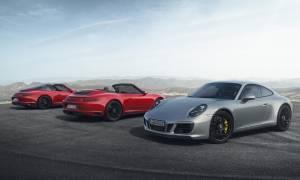 Oι νέες 911 GTS δεν τρέχουν, καλπάζουν!