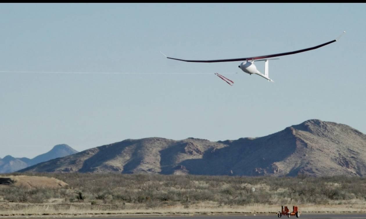 Παγκόσμιο ρεκόρ από Drone: Πετούσε για 56 ώρες!