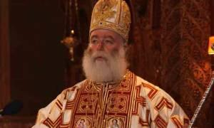 Πατριάρχης Αλεξανδρείας: Εύχομαι να υπάρξει αίσια εξέλιξη στο Κυπριακό