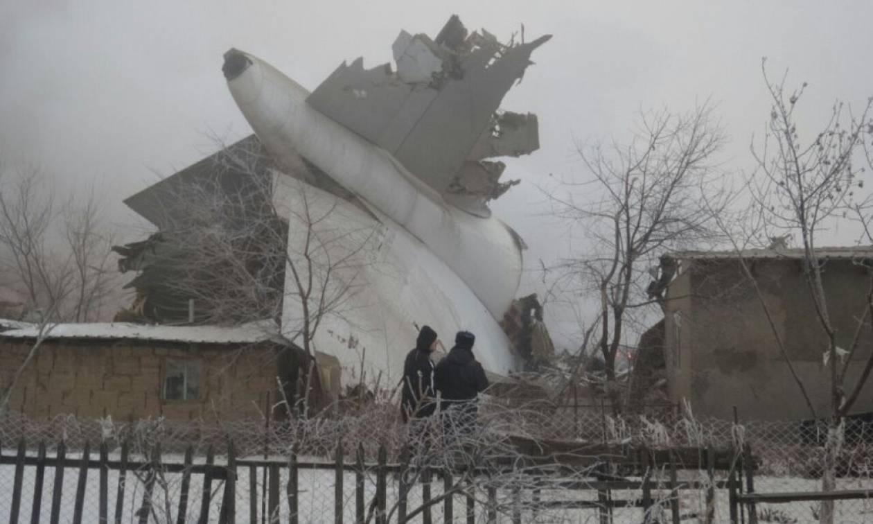 Πτώση τουρκικού αεροσκάφους στο Κιργιστάν: Τουλάχιστον 37 οι νεκροί